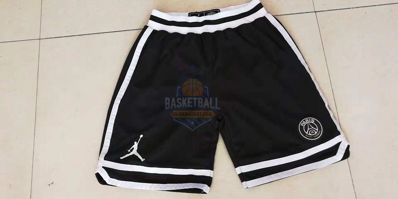 Pantalon Basket Jordan X Paris Saint-Germain Noir